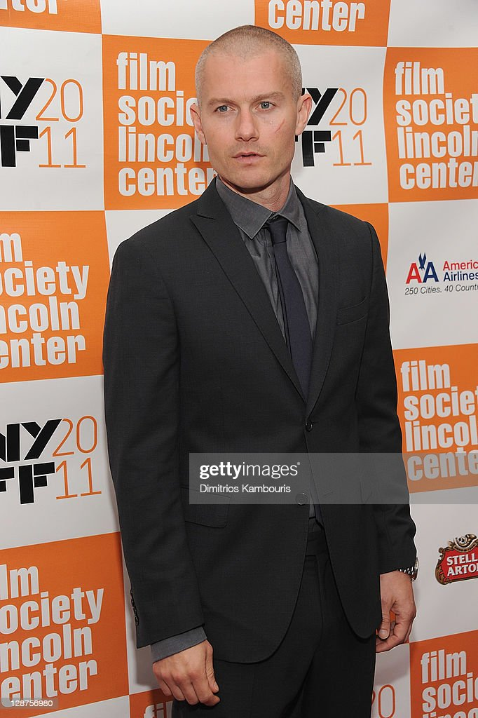 James Badge Dale attends the 49th annual New York Film Festival presentation of 'Shame' at Alice Tully Hall Lincoln Center on October 7 2011 in New...