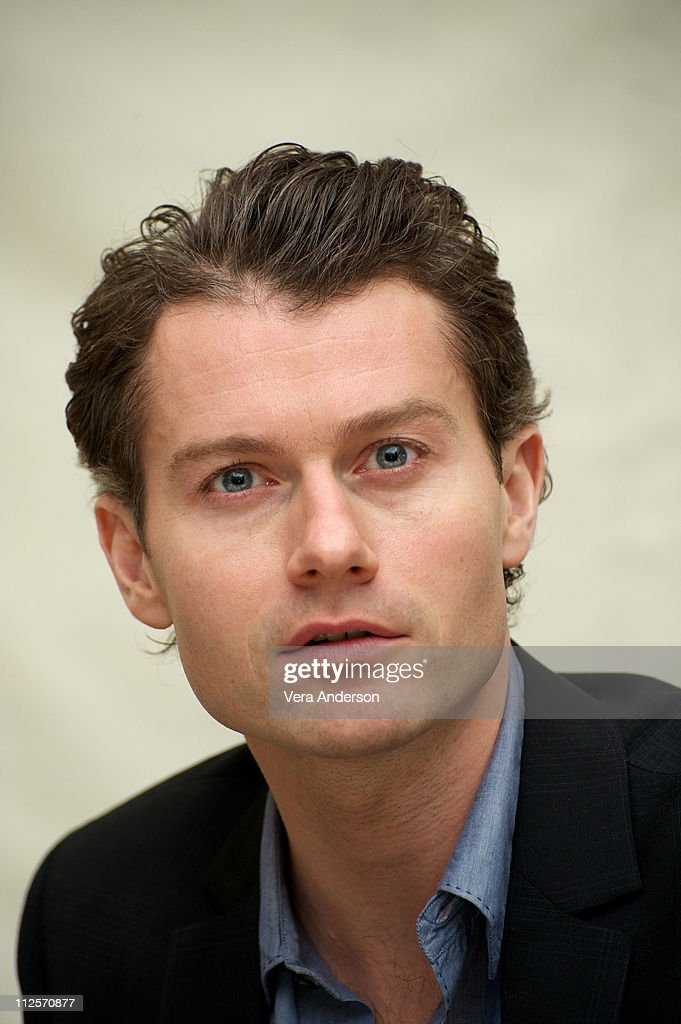 James Badge Dale attends 'The Pacific' press conference at the Four Seasons Hotel on February 24 2010 in Beverly Hills California