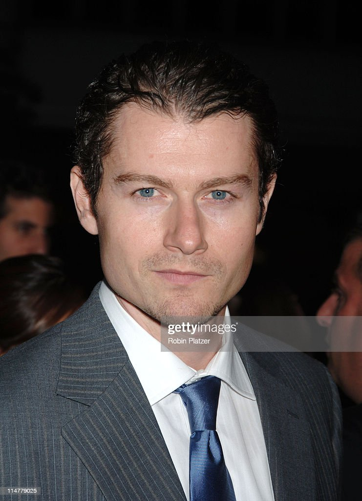 James Badge Dale during 'The Departed' New York City Premiere at Ziegfeld Theater in New York City New York United States