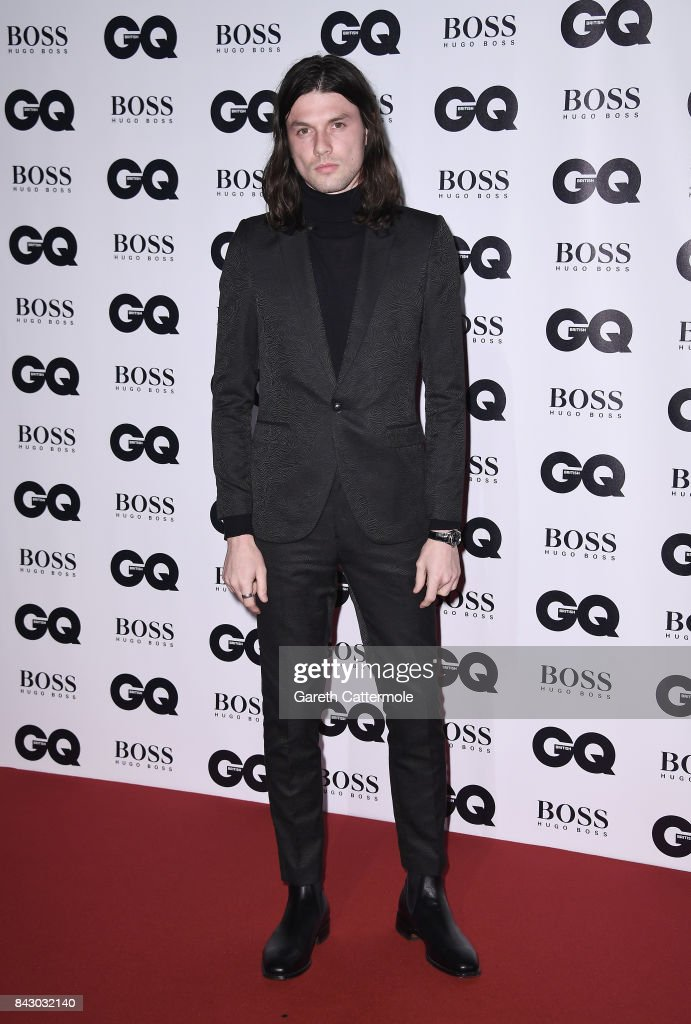 James Bay attends the GQ Men Of The Year Awards at the Tate Modern on September 5, 2017 in London, England.