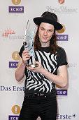 James Bay attends the Koenig Pilsener At Echo Award 2016 on April 07 2016 in Berlin Germany