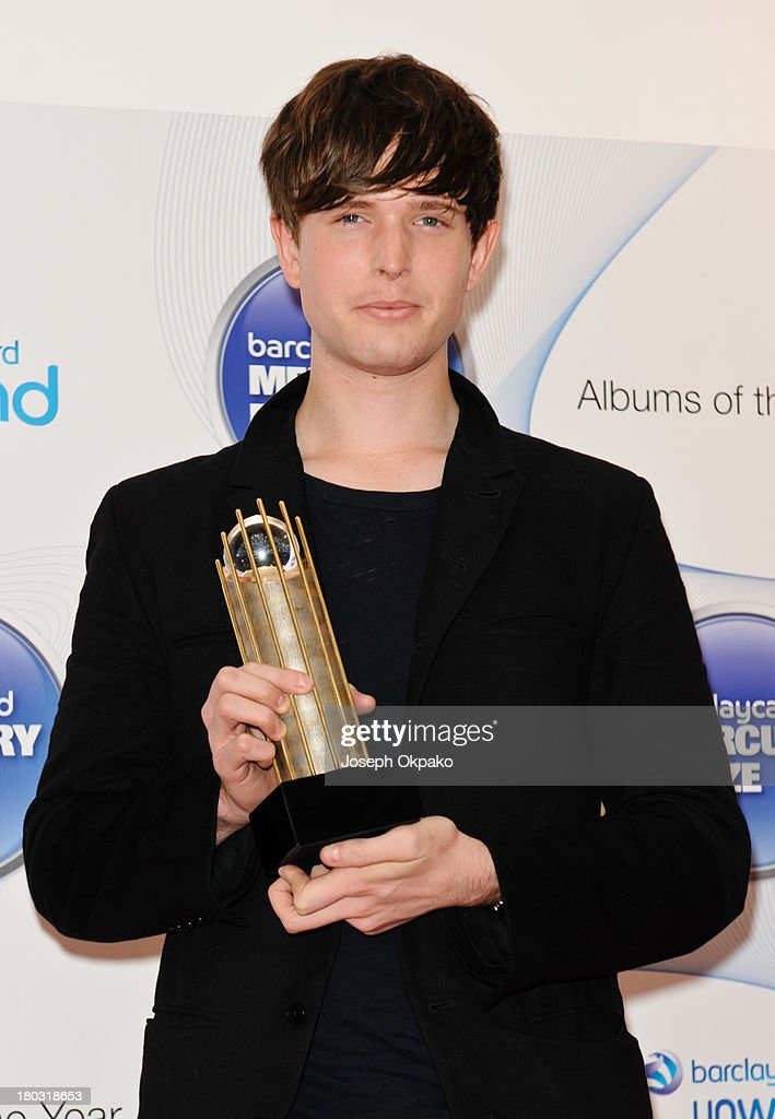 <a gi-track='captionPersonalityLinkClicked' href=/galleries/search?phrase=James+Blake+-+Musician&family=editorial&specificpeople=11469926 ng-click='$event.stopPropagation()'>James Blake</a> attends the announcement of the Barclaycard Mercury Prize shortlist at The Hospital Club on September 11, 2013 in London, England.