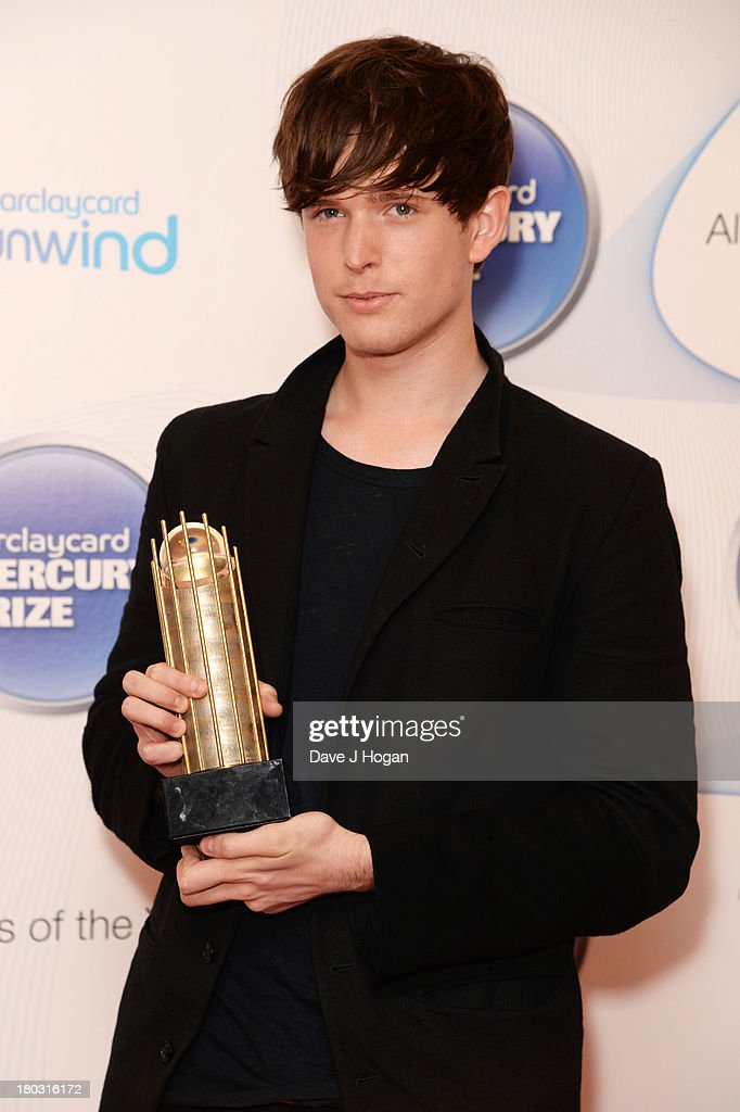<a gi-track='captionPersonalityLinkClicked' href=/galleries/search?phrase=James+Blake+-+Musician&family=editorial&specificpeople=11469926 ng-click='$event.stopPropagation()'>James Blake</a> attends the Barclaycard Mercury Prize shortlist announcement at The Hospital Club on September 11, 2013 in London, England.