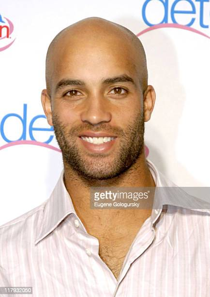 James Blake during James Blake's PostUS Open Party September 14 2006 at Evian Detox Spa in New York City New York United States