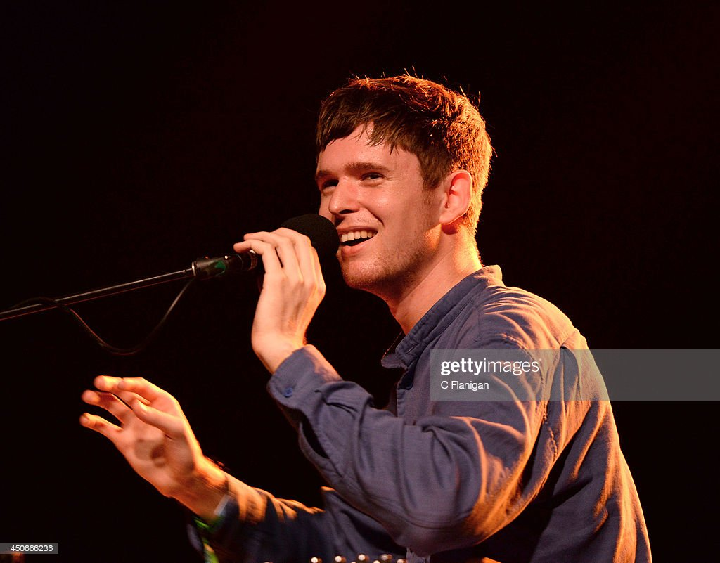 James Blake performs during the 2014 Bonnaroo Music & Arts Festival on June 14, 2014 in Manchester, Tennessee.