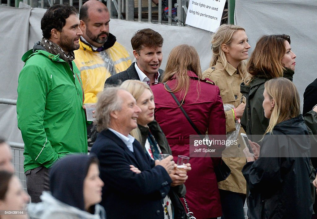 <a gi-track='captionPersonalityLinkClicked' href=/galleries/search?phrase=James+Blunt&family=editorial&specificpeople=209243 ng-click='$event.stopPropagation()'>James Blunt</a> attends the Sentebale Concert at Kensington Palace on June 28, 2016 in London, England. Sentebale was founded by Prince Harry and Prince Seeiso of Lesotho over ten years ago. It helps the vulnerable and HIV positive children of Lesotho and Botswana.
