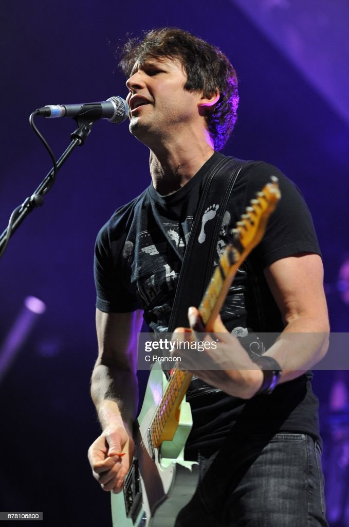 James Blunt Performs At The Eventim Apollo