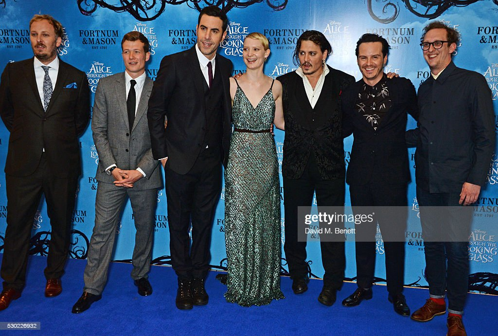 """""""Alice Through The Looking Glass"""" - European Premiere - VIP Arrivals"""