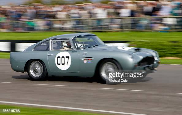 Aston Martin Db5 Stock Photos And Pictures Getty Images