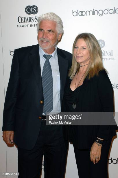 James Brolin and Barbra Streisand attend Bloomingdale's Santa Monica Hosts PreOpening Gala to Benefit Support CedarsSanai Heart Institute Women's...