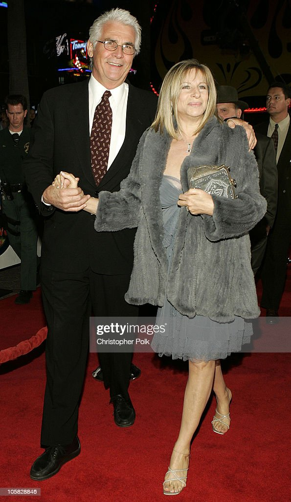 James Brolin and Barbra Streisand during 'Meet the Fockers' Los Angeles Premiere at Universal Amphitheatre in Universal City, California, United States.