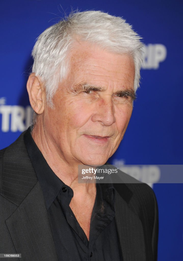 James Brolin arrives at the 'The Guilt Trip' - Los Angeles Premiere at Regency Village Theatre on December 11, 2012 in Westwood, California.