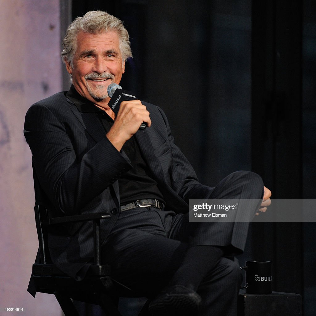 <a gi-track='captionPersonalityLinkClicked' href=/galleries/search?phrase=James+Brolin&family=editorial&specificpeople=213029 ng-click='$event.stopPropagation()'>James Brolin</a> at AOL Studios In New York on November 3, 2015 in New York City.