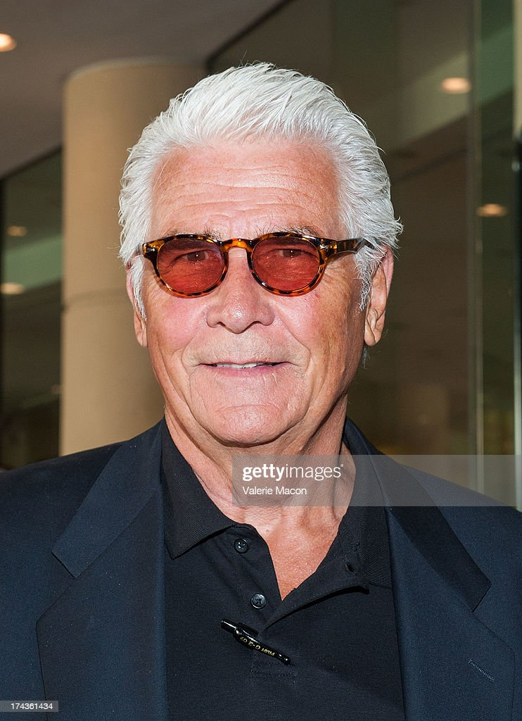 <a gi-track='captionPersonalityLinkClicked' href=/galleries/search?phrase=James+Brolin&family=editorial&specificpeople=213029 ng-click='$event.stopPropagation()'>James Brolin</a> attends Hallmark Channel and Hallmark Movie Channel's '2013 Summer TCA' Press Gala at The Beverly Hilton Hotel on July 24, 2013 in Beverly Hills, California.