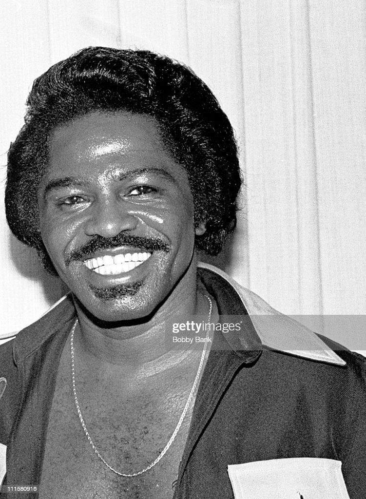 James Brown Luncheon at Polydor Records - June 16, 1977