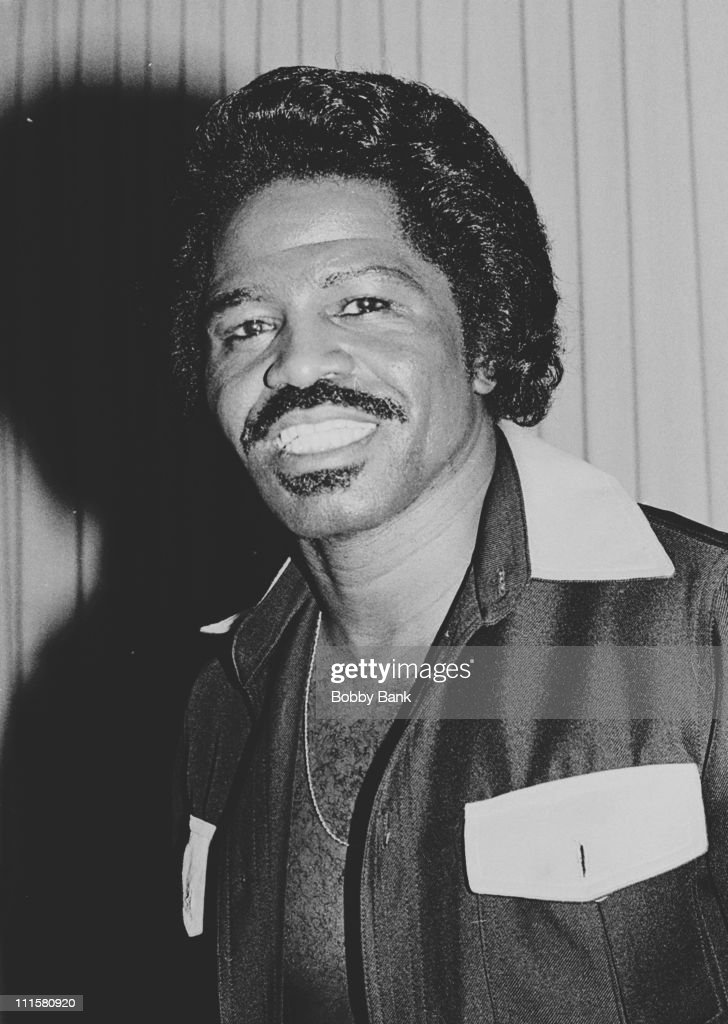 James Brown during James Brown Luncheon at Polydor Records - June 16, 1977 at Polydor Records in New York City, New York, United States.