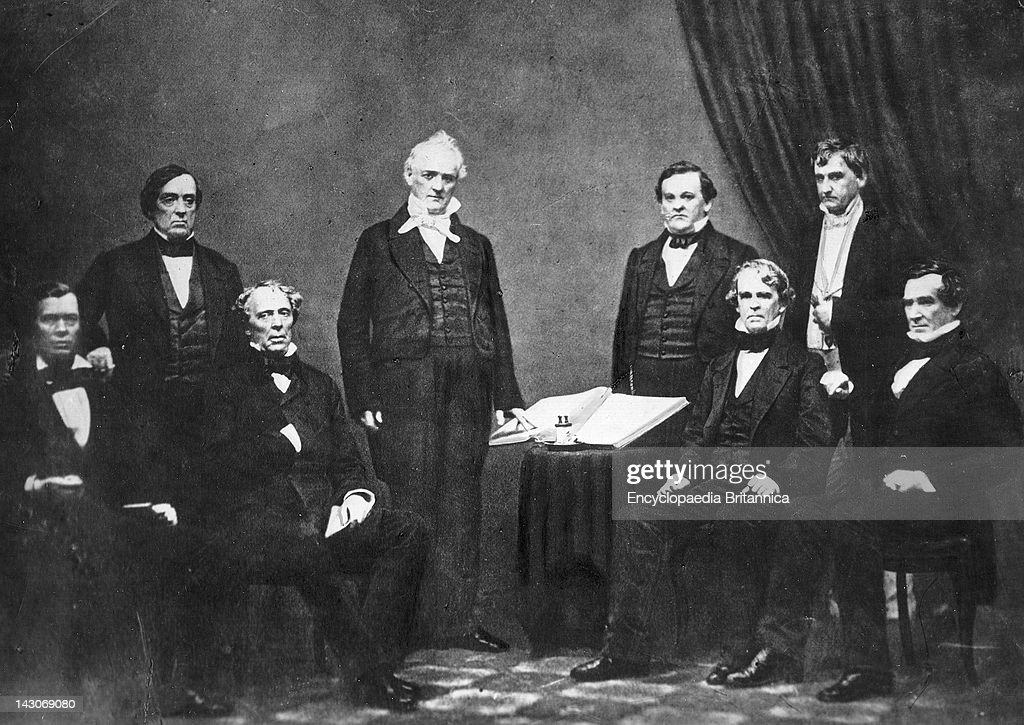 james buchanan a polemical president Polemical nature of the several border studies which  retreating haitian armies under president solouque  to united states secretary of state buchanan during the.