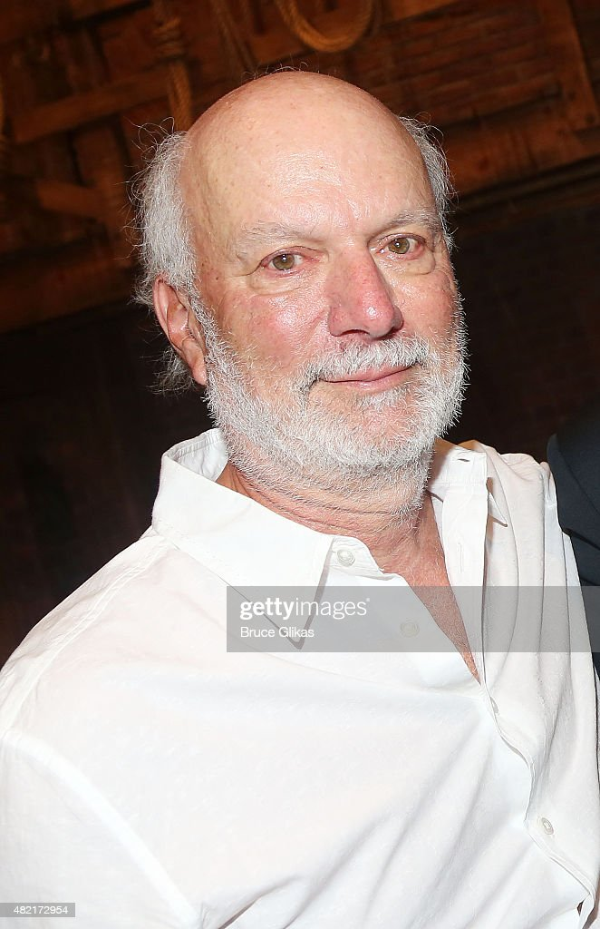 Celebrities Visit Broadway - July 27, 2015