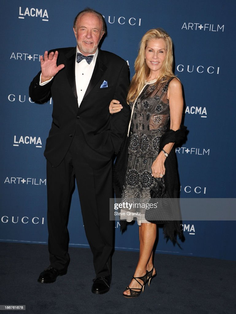 <a gi-track='captionPersonalityLinkClicked' href=/galleries/search?phrase=James+Caan+-+Actor&family=editorial&specificpeople=206773 ng-click='$event.stopPropagation()'>James Caan</a> arrives at the LACMA 2013 Art + Film Gala at LACMA on November 2, 2013 in Los Angeles, California.