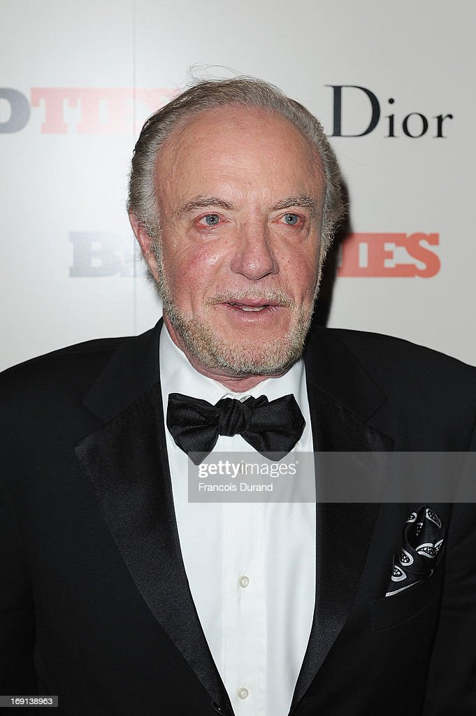 James Caan attends the 'Blood Ties' cocktail and party hosted by Dior at Club by Albane in Bulgari Rooftop on May 20, 2013 in Cannes, France.