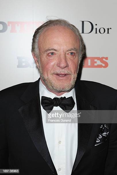 James Caan attends the 'Blood Ties' cocktail and party hosted by Dior at Club by Albane in Bulgari Rooftop on May 20 2013 in Cannes France