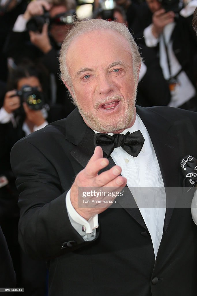 James Caan attends the premiere of 'Blood Ties' during the 66th Annual Cannes Film Festival at the Palais des Festivals on May 20, 2013 in Cannes, France.