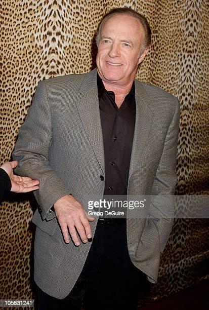 James Caan during Roberto Cavalli Beverly Hills Store Opening at Roberto Cavalli in Beverly Hills California United States