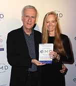 James Cameron Hosts Book Launch Party For Suzy Amis For...