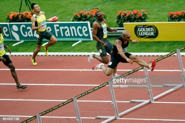James CARTER USA 400 metres haies Meeting Gaz de France Paris SaintDenis au stade de France
