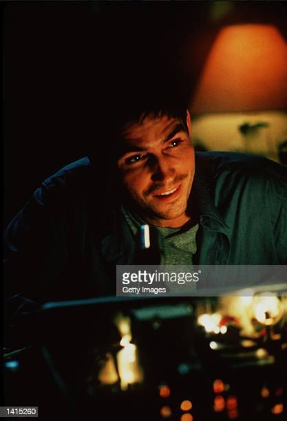 James Caviezel stars in the movie 'Frequency' to be released in May 2000 Photo New Line Cinema/Delivered by Online USA