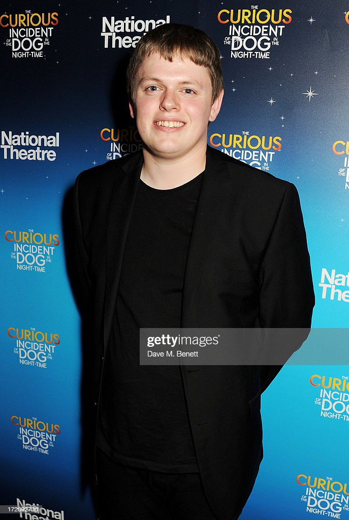 James Christy attends an after party following 'A Curious Night at the Theatre', a charity gala evening to raise funds for Ambitious about Autism and The National Autistic Society, at Century Club on July 1, 2013 in London, England.
