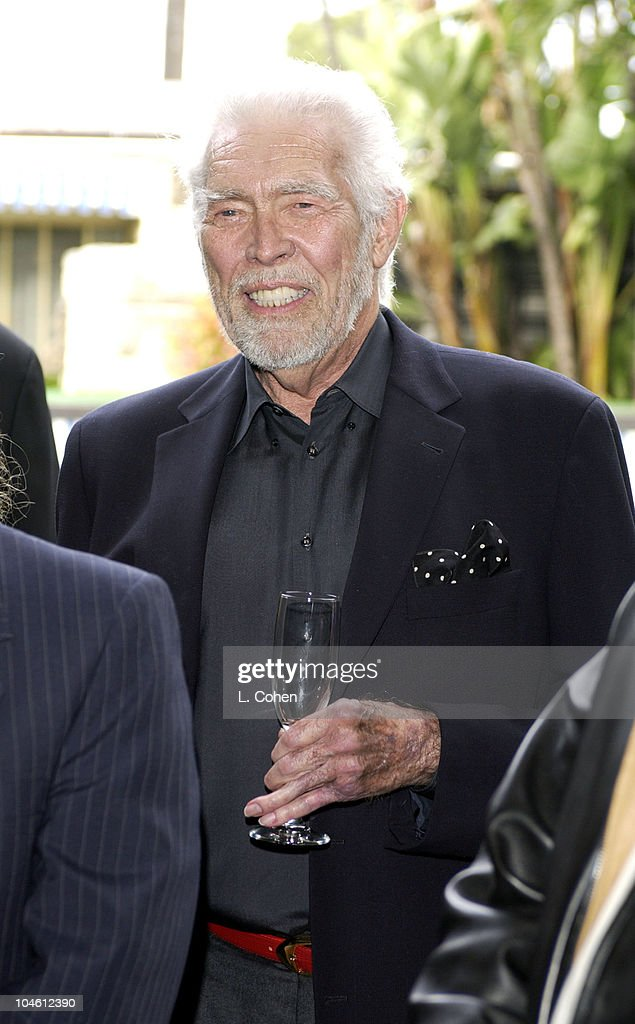 James Coburn during S.C.L. Honors OSCAR's Music Nominees at Private Residence in Beverly Hills, California, United States.