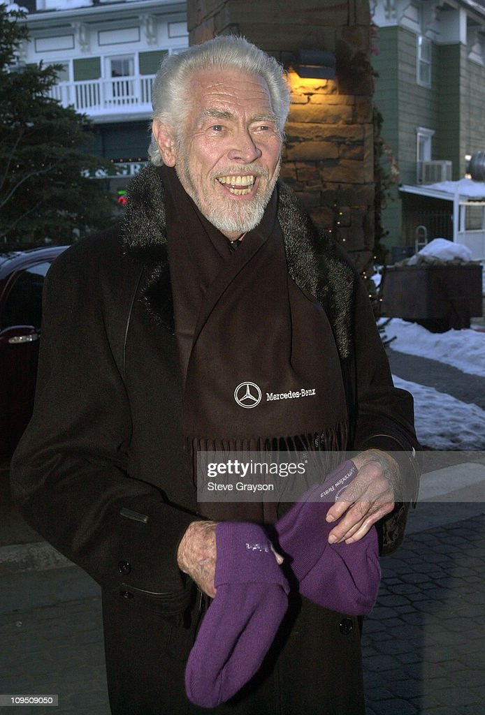 <a gi-track='captionPersonalityLinkClicked' href=/galleries/search?phrase=James+Coburn&family=editorial&specificpeople=221456 ng-click='$event.stopPropagation()'>James Coburn</a> with the Mercedes-Benz M Class Sport Utility Vehicle at the Sundance Film Festival January 14, 2002.