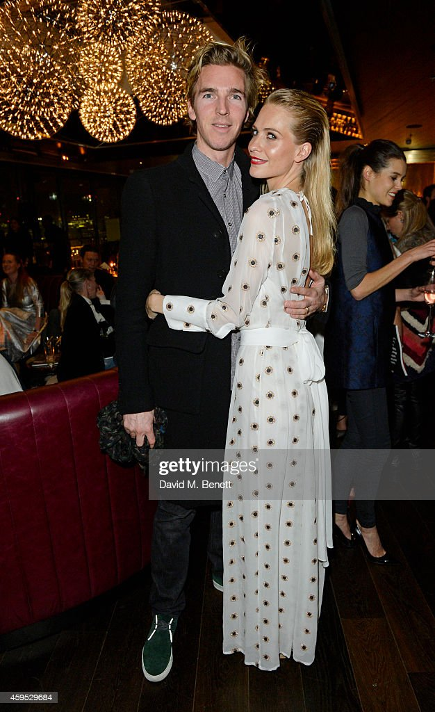 Launch Of Osman Yousefzada's 'The Collective' With Special Guest Collaborator Poppy Delevingne At The Mondrian Hotel, Sponsored By Beluga Vodka