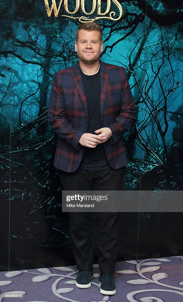 <a gi-track='captionPersonalityLinkClicked' href=/galleries/search?phrase=James+Corden&family=editorial&specificpeople=673860 ng-click='$event.stopPropagation()'>James Corden</a> attends a photocall for 'Into The Woods' at Corinthia Hotel London on December 12, 2014 in London, England.