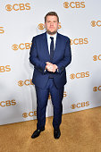 James Corden attends the 2015 CBS Upfront at The Tent at Lincoln Center on May 13 2015 in New York City