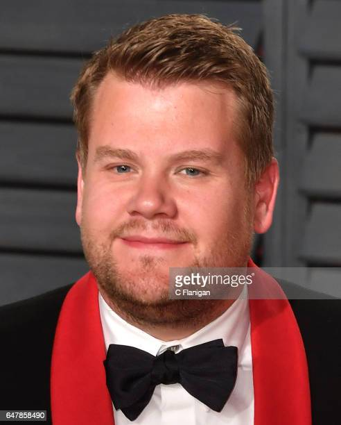 James Corden attends the 2017 Vanity Fair Oscar Party hosted by Graydon Carter at the Wallis Annenberg Center for the Performing Arts on February 26...