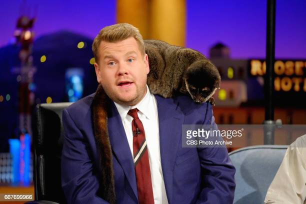 James Corden during 'The Late Late Show with James Corden' Thursday March 9 2017 On The CBS Television Network