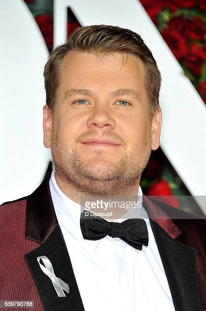 James Corden hosts the 70th Annual Tony Awards at the Beacon Theatre on June 12 2016 in New York City