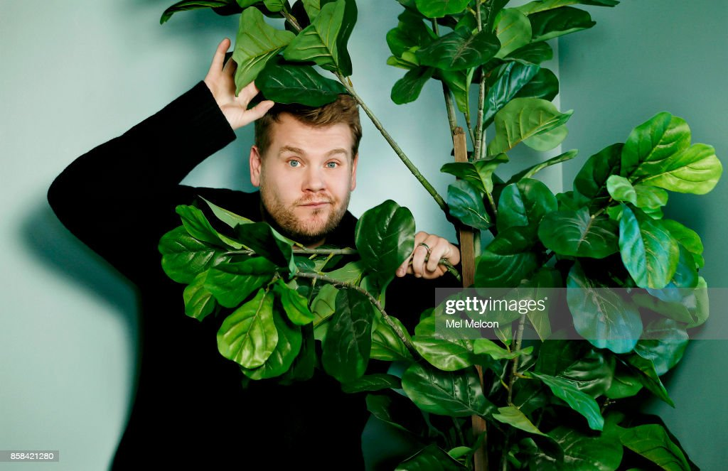 James Corden is photographed for Los Angeles Times on January 27, 2017 in Los Angeles, California. PUBLISHED IMAGE.