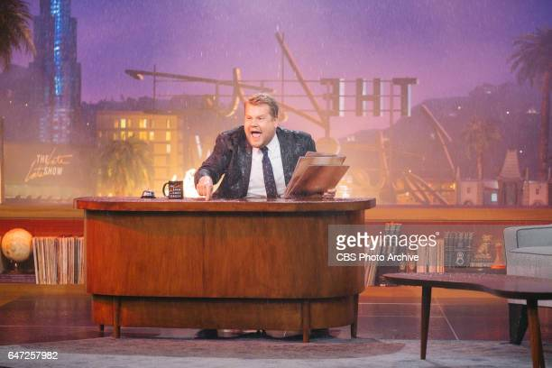 James Corden performs Celebrity Noses during 'The Late Late Show with James Corden' Wednesday March 1 2017 On The CBS Television Network