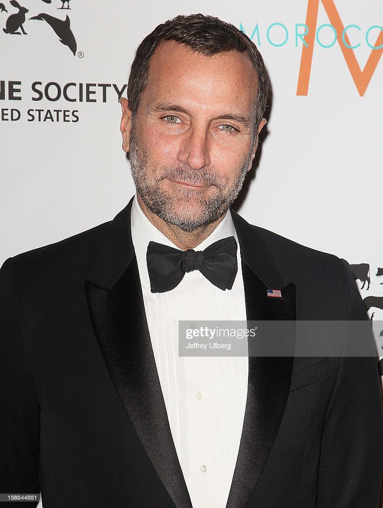 James Costos attends The Humane Society of the United States presents To The Rescue! gala benefiting post hurricane Sandy efforts at Cipriani 42nd Street on December 18, 2012 in New York City.