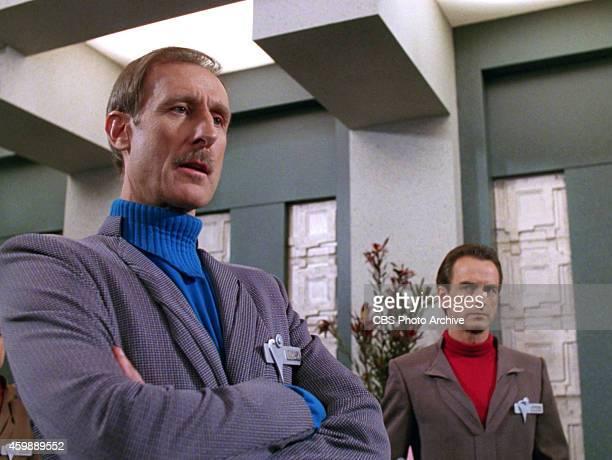 James Cromwell As Nayrok And J Michael Flynn Zaynar In The Star Trek Next
