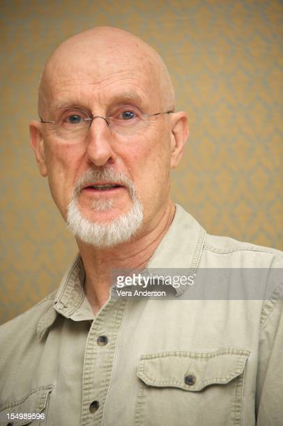 James Cromwell at the 'American Horror Story' Press Conference at the Four Seasons Hotel on October 26 2012 in Beverly Hills California