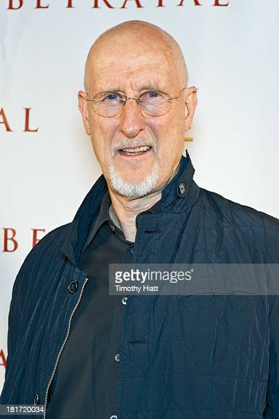 James Cromwell attend the premiere party for ABC's 'Betrayal' at Vertigo Sky Lounge on September 23 2013 in Chicago Illinois