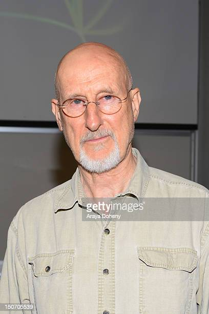 James Cromwell attends the Celebrities Launch 'Choose YOUR America' Nonpartisan Campaign To Shine Light On Election 2012 event at USC on August 24...