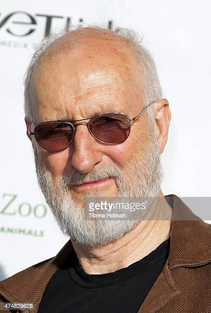 James Cromwell attends the premiere of 'Illicit Ivory' hosted by Tippi Hedren at Los Angeles Zoo on May 26 2015 in Los Angeles California