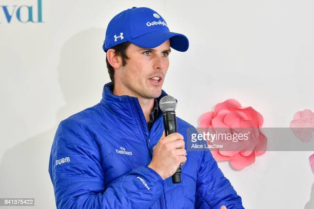 James Cummings at the Spring Racing Carnival Launch at Greenfields on September 01 2017 in Albert Park Australia