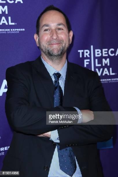 James Czarnecky attends TRIBECA FILM FESTIVAL Presents VIDAL SASOON THE MOVIE at SVA Theatre on April 23 2010 in New York City