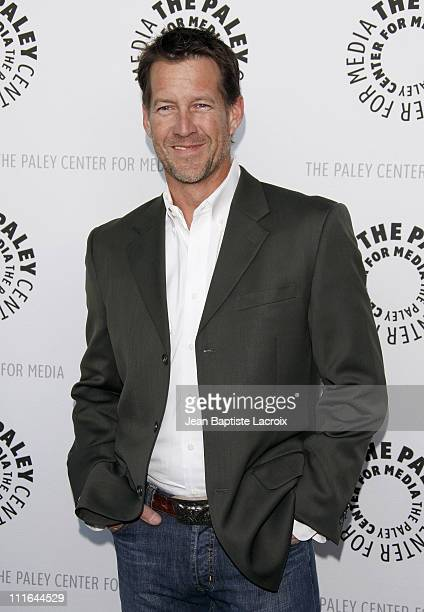 James Denton arrives at PaleyFest09 presents 'Desperate Housewives' at the ArcLight Theaters on April 18 2009 in Los Angeles California